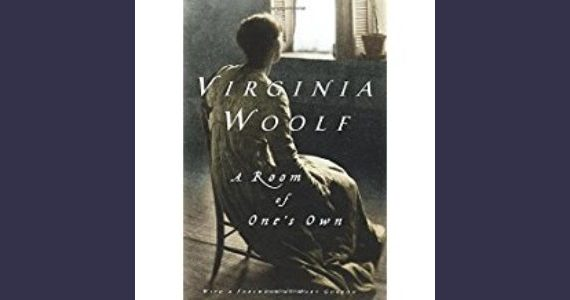 "Virginia Woolf: ""women minister to men"""