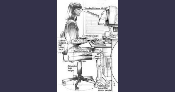 2-MINUTE EXERCISES FOR SCREEN SLAVES: Move in your chair