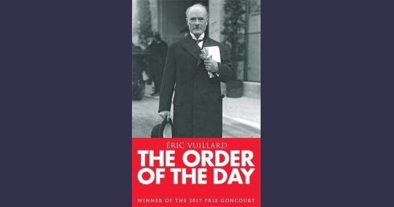BOOK REVIEW: THE ORDER OF THE DAY